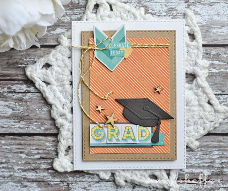 Amy S. - Celebrate Grad Card