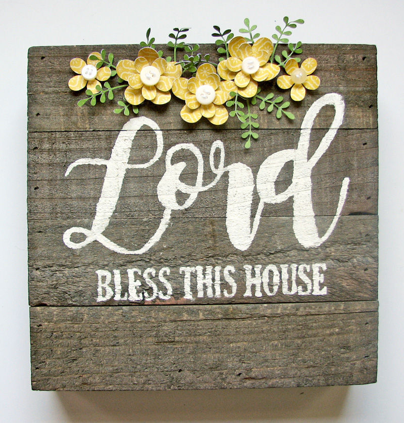 Project-Nicole-Lord bless this house