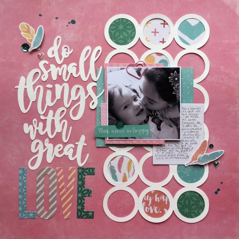 LO-Caroli-Do Small Things