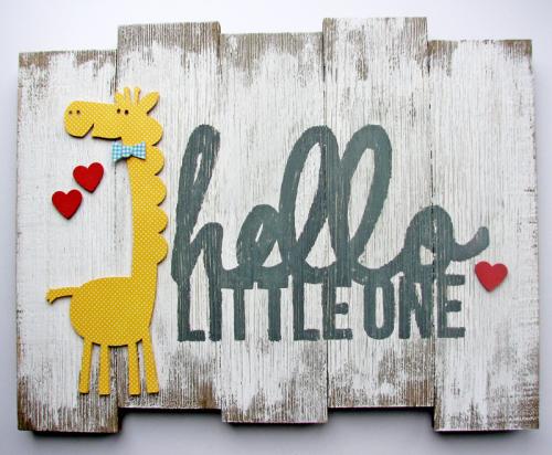 Nicole-Hello little one