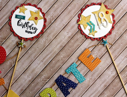 Projects-Melania-Cake Toppers CU
