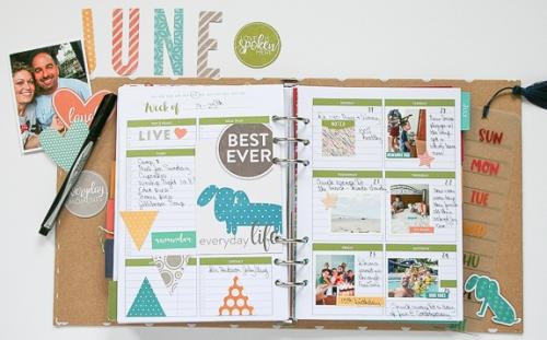 June planner - Wk3