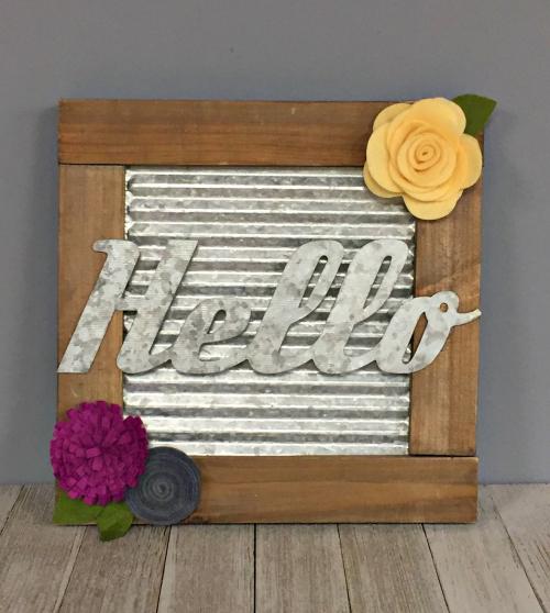 Patty-Felt Corrugated