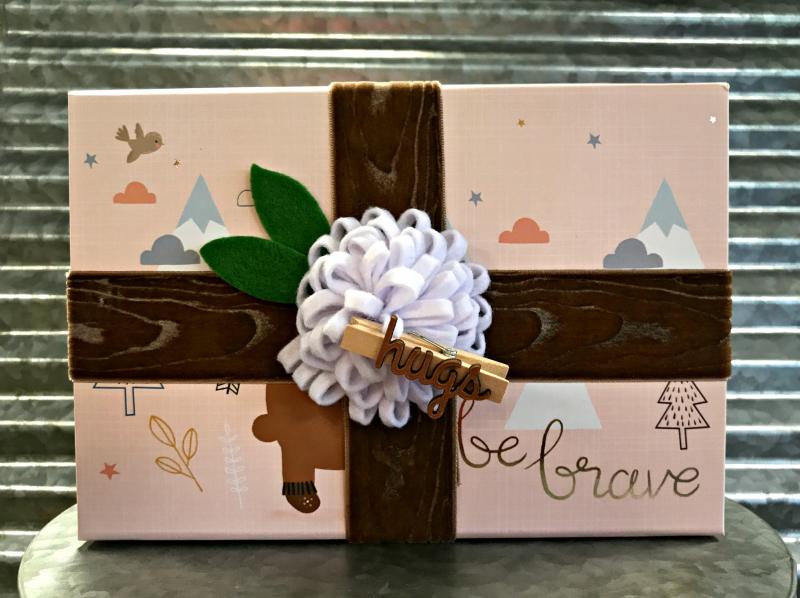 Patty-Giftwrap box