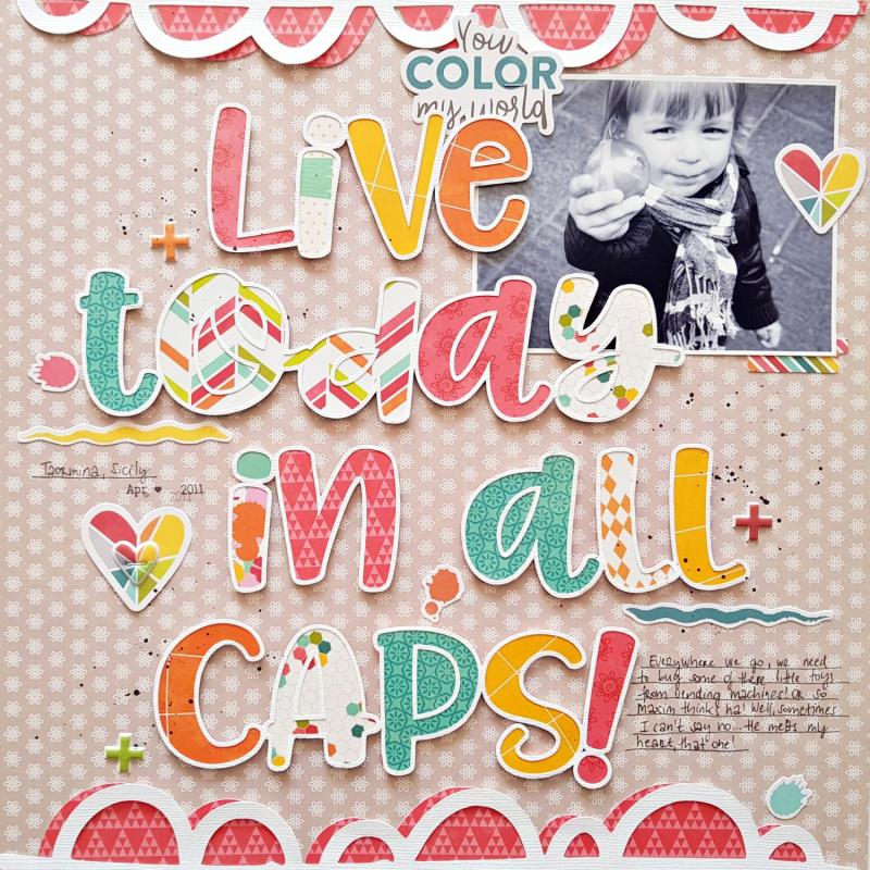 LO-Zsoka-Live In All Caps