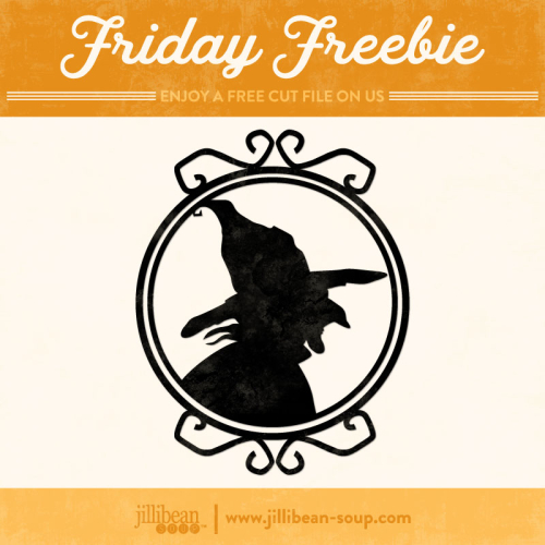 Friday_Freebie_Witch_Head_Framed_JillibeanSoup_Cut_File