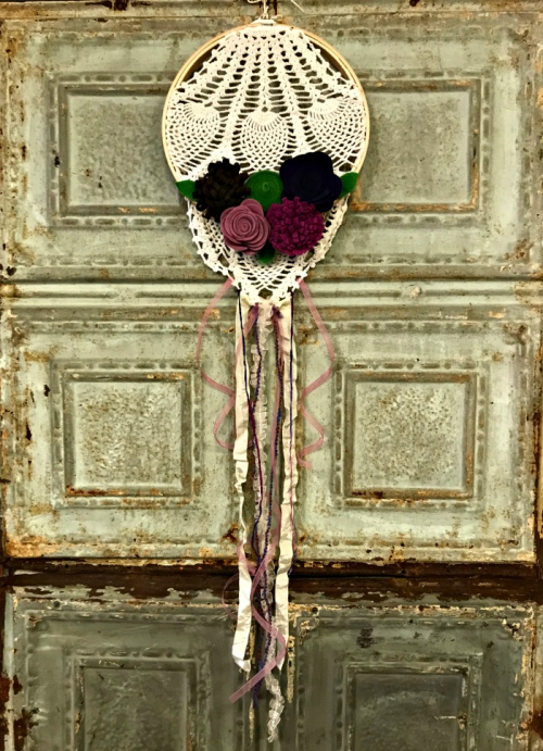 Jillibean-Soup-Patty-Folchert-Felt Flowers-Pocket of Purple-JB1432-January-2018