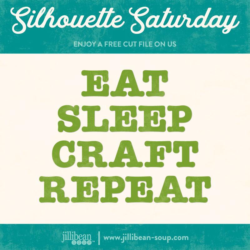 Eat-sleep-craft-repeat-Free-Cut-File-Silhouette-Saturday