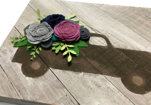 Jillibean Soup _ Kristine Davidson _ Mix The Media _Felt Flowers_ JBS1431_Feb2018-1