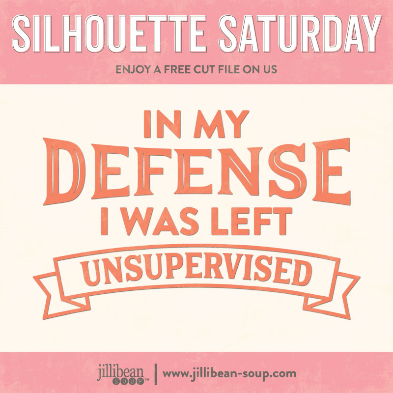 Left-unsupervised-Free-Cut-File-Silhouette-Saturday