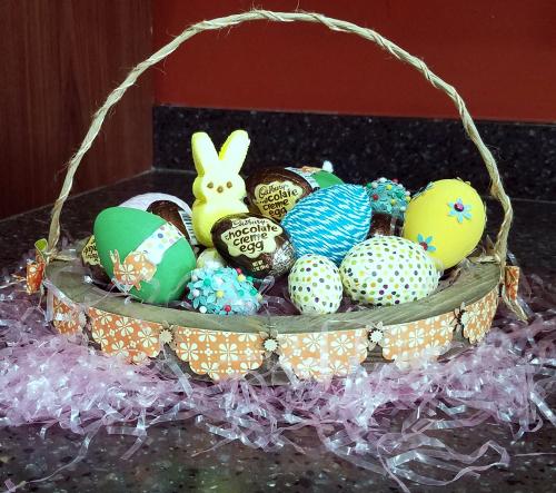 Jillibean Soup Jenifer Harkin Easter Basket