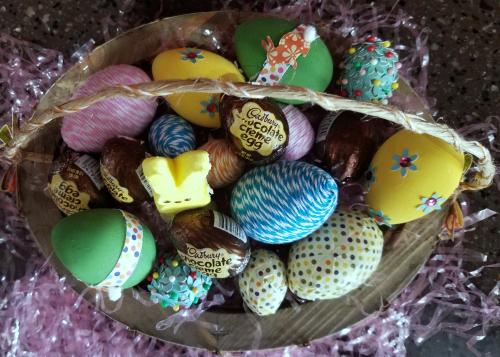 Jillibean Soup Jenifer Harkin Easter Basket Top