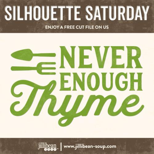 Thyme-Free-Cut-File-Silhouette-Saturday
