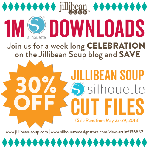 1M-Silhouette-Downloads-Celebration_Social Media SALE