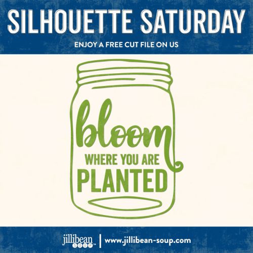 Bloom-where-you-are-planted-Free-Cut-File-Silhouette-Saturday
