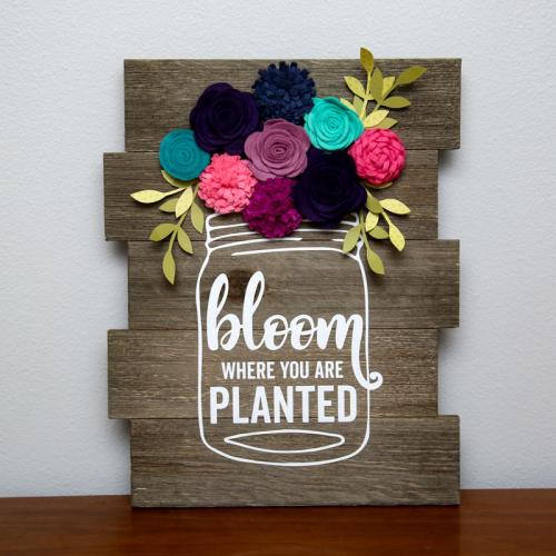 BloomWhereYouArePlantedProject