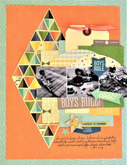 Nicole Martel - Boys Rule LO