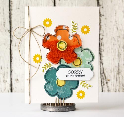 Jillibean-Soup-Marcia-Dehn-Nix-Card-Shaker-Card-Flower-JB1357-April-2018