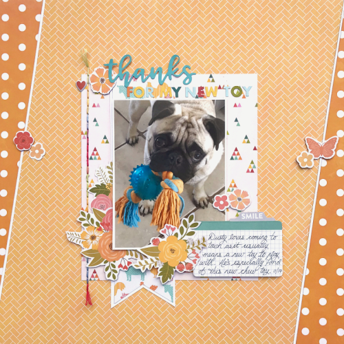 Scrapbook layout using Bohemain Brew, Shades of Color Soup, and Farmhouse Stew.  Jillibean Soup scrapbooker.  #jillibeansoup #scrapbooker #bohemianbrew #farmshousestew #shadesofcolorsoup