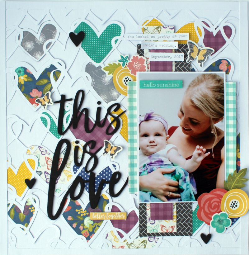 Marielle LeBlanc- This is Love layout -view 2a
