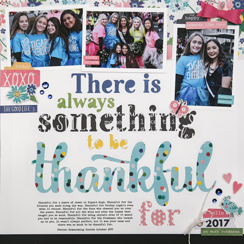 Scrapbook layout using Miso Happy patterned paper, pea pod parts, coordinating cardstock stickers, and cut file.  Scrapbook layout using the Miso Happy collection.  Jillibean Soup scrapbooker.  #jillibeansoup #scrapbooker #layout #misohappy #cutfile