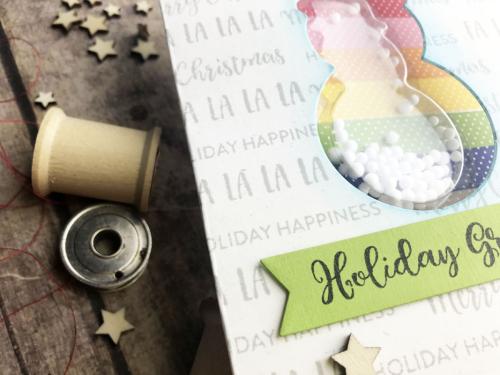 Jillibean-Soup-Teri-Anderson-Holiday-Shape-Shaker-Snowman-Card