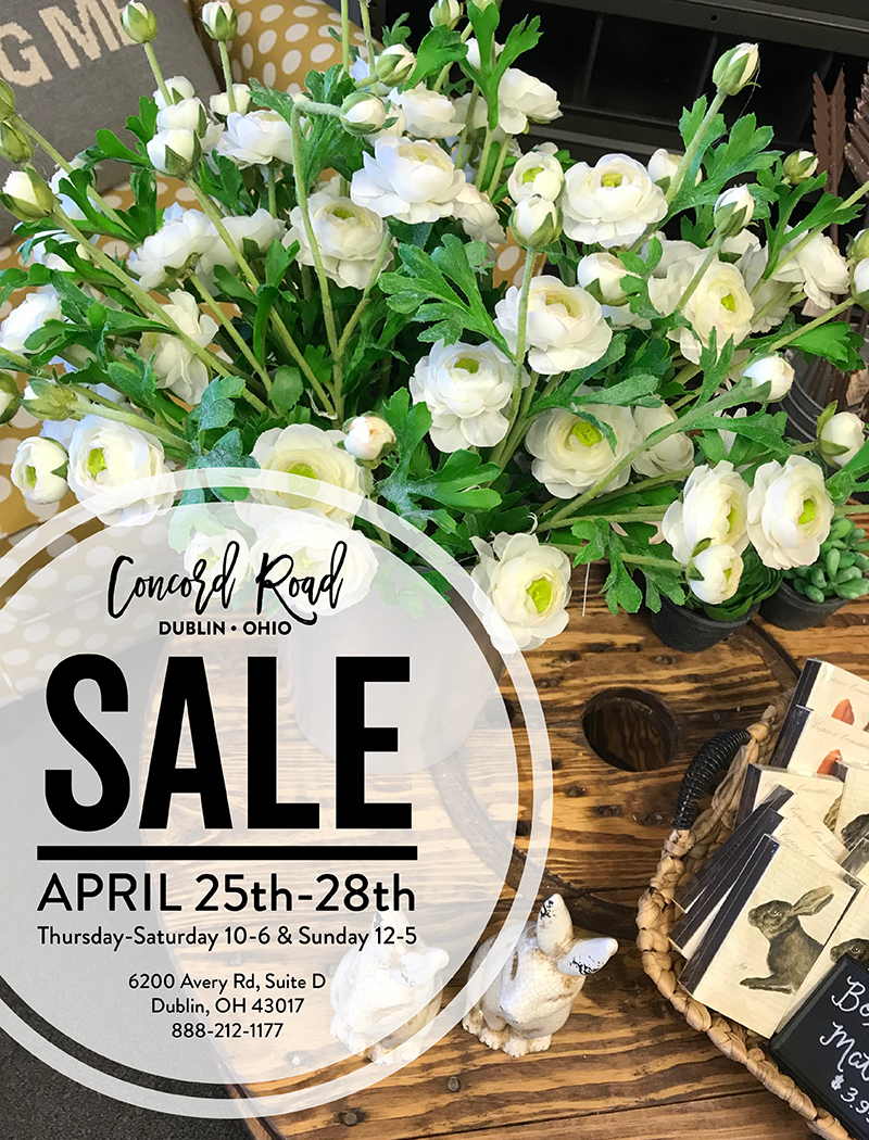 Concord-Rd-Sale-April-2019_Email Blast