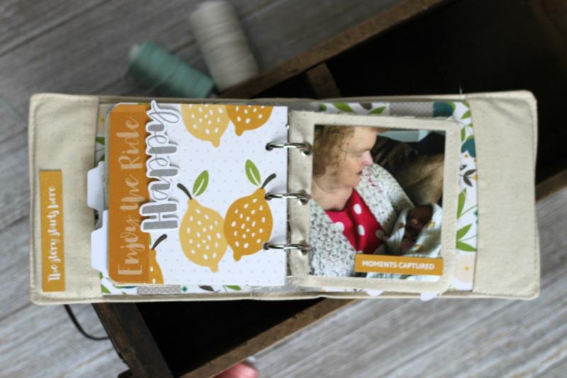 Jillibean Soup-Patty Folchert-Mini Album 8-Spoonful of Soul-Washi Stickers-JB2333-Feb-2019