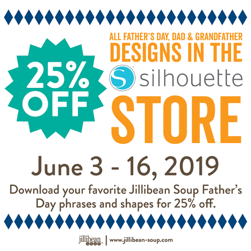 Silhouette Sales_June 25% Father's Day