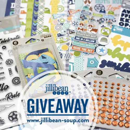Jillibean Soup Bean Talk: Facebook Giveaway: 2 Cool 4 School collection!