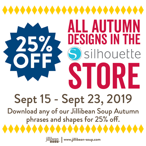 Silhouette Sales Aug&Sept_Autumn Sale