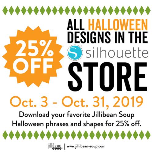 Silhouette Sales Oct_Halloween
