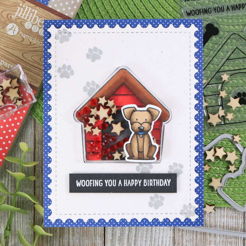 Woof-Birthday-Card-Coloring-Jillibean-Soup-Juliana-Michaels-01A