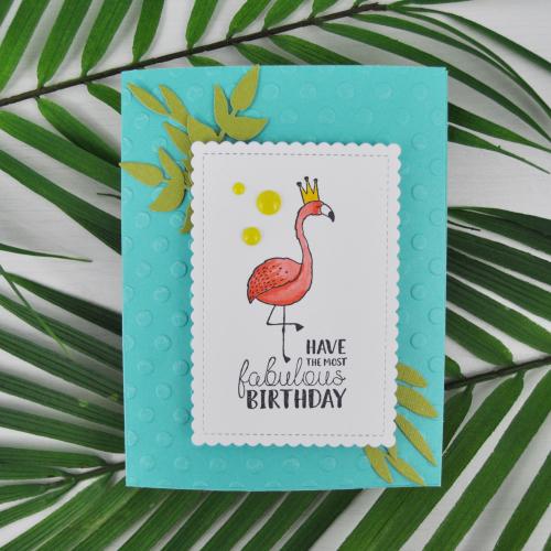Jillibean Soup Birthday Card by Jen Gallacher