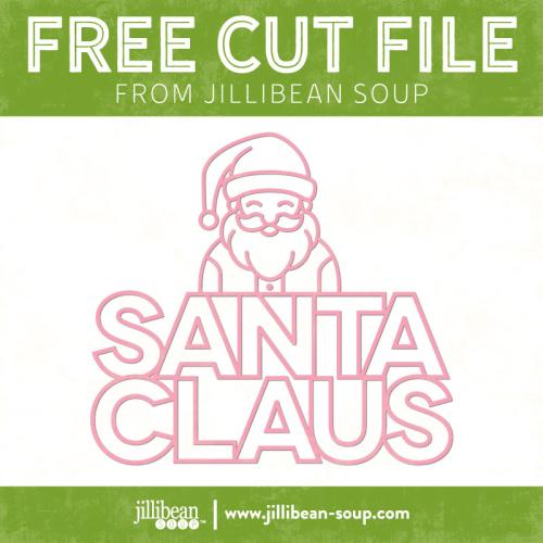 Santa-Claus-free-cut-File-Jillibean-Soup