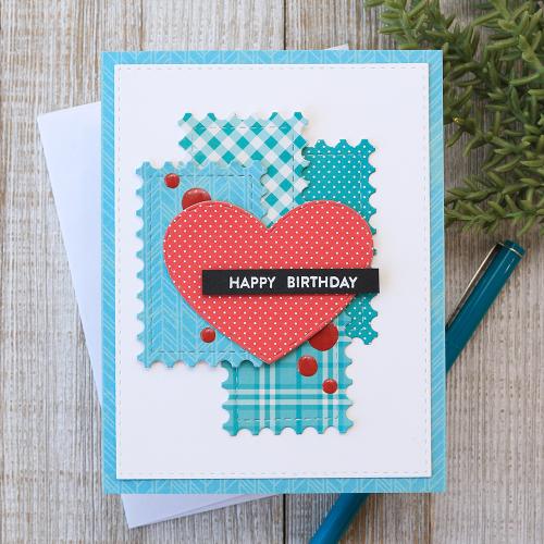 Jillibean Soup Birthday Card by Juliana Michaels