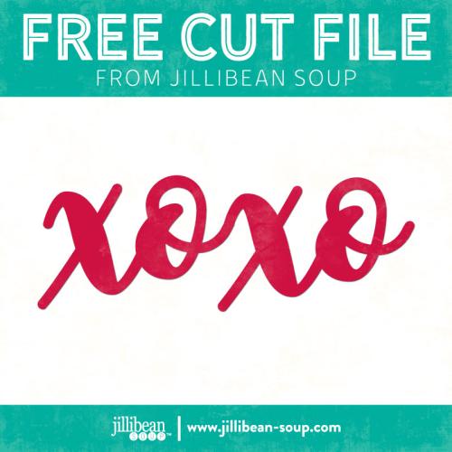 Xoxo-free-cut-File-Jillibean-Soup