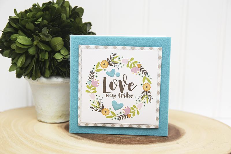 Fullerton Love my Tribe Card 01