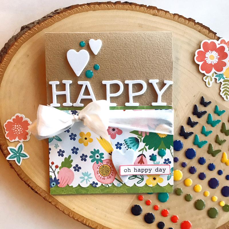 Kimber Birthday Card
