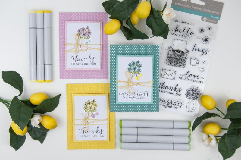 Spring Card Set Photo 4 by Jen Gallacher