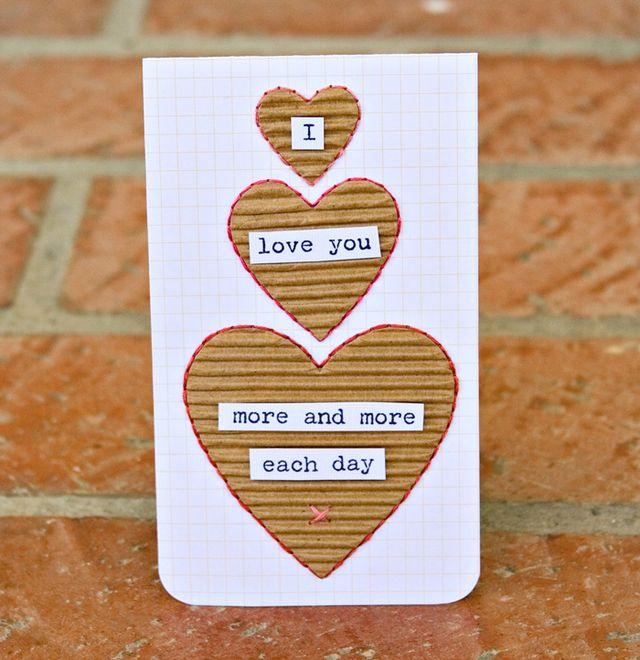 Card-Linda-I Love You More