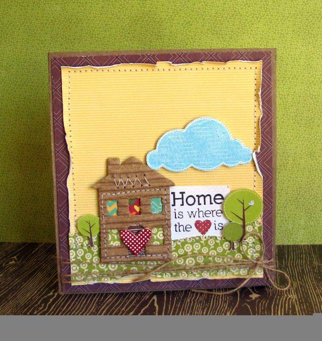 Card-Nicole-Home Is Where the Heart is