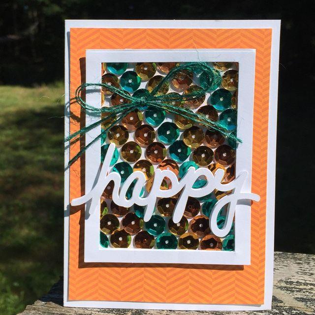 Happy - Kristine Davidson