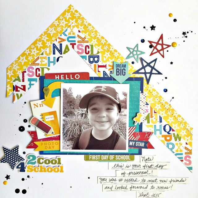 2 Cool 4 School - Kristine Davidson