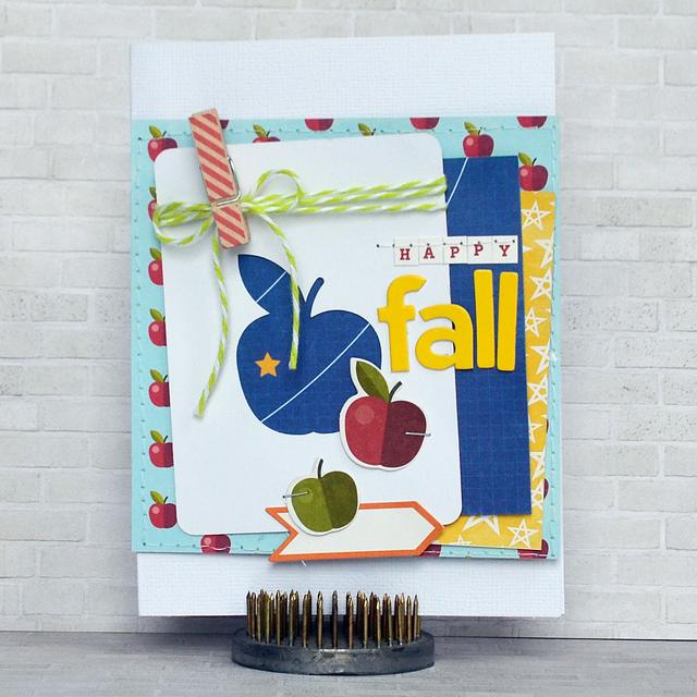 Amy-Fall Card