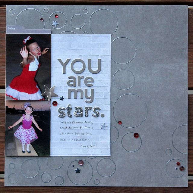 LO-Jen-You Are My Stars