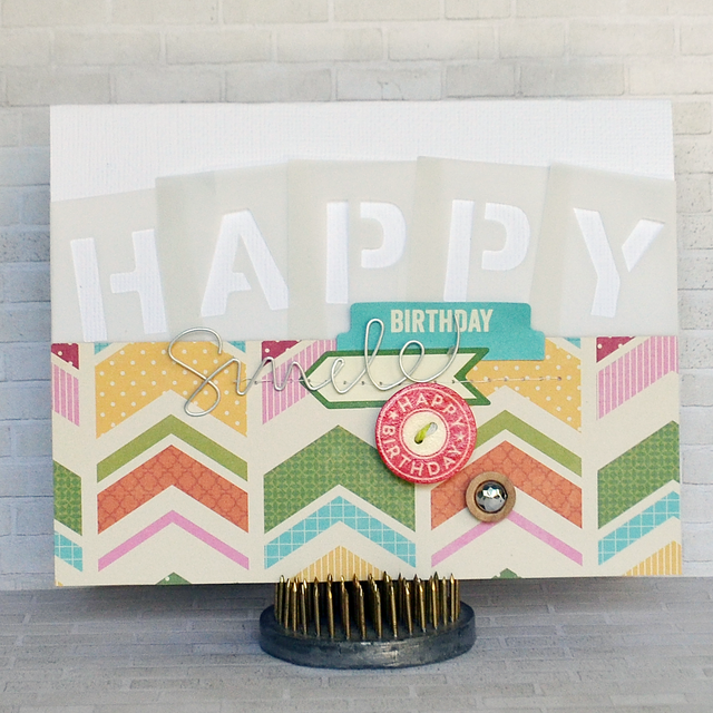 Amy-Birthday Smile Card
