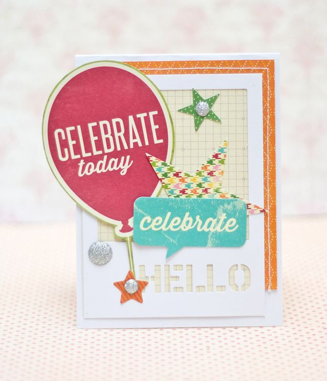 Card-Jessy Christopher-Celebrate Today
