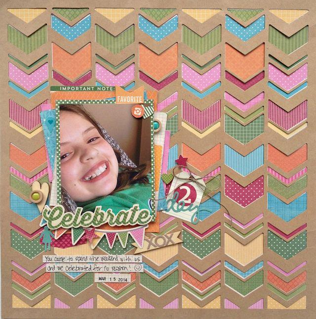 Celebrate 2day - Kristine Davidson