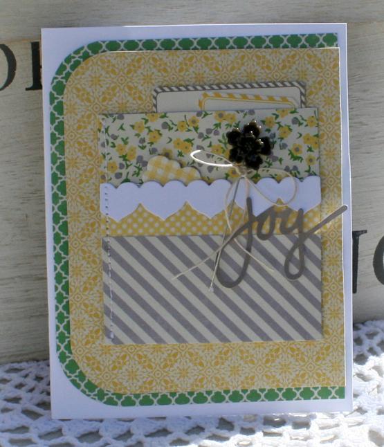 April joy card danni reid